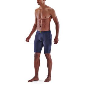 Skins Series-5 Halv strømpebukser Herrer, blå